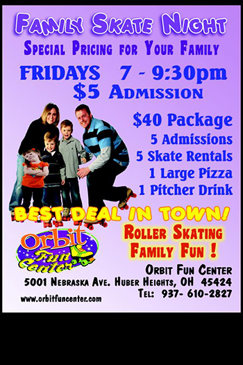 Friday Family Fun Night